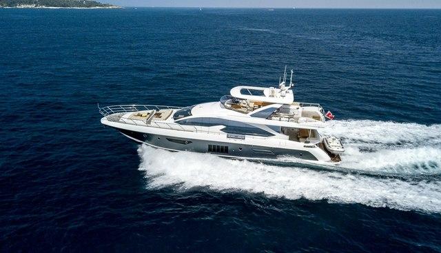 Invictus Charter Yacht - 4