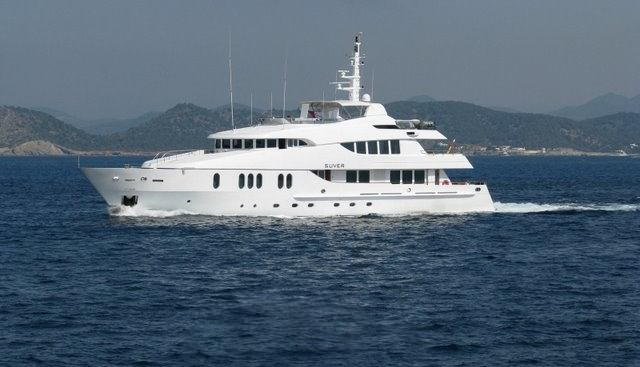 Suver Charter Yacht - 4