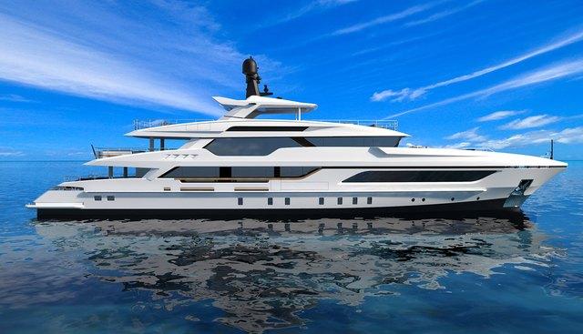 Baglietto 10233 Charter Yacht