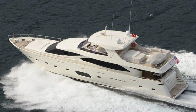 Sevval Charter Yacht