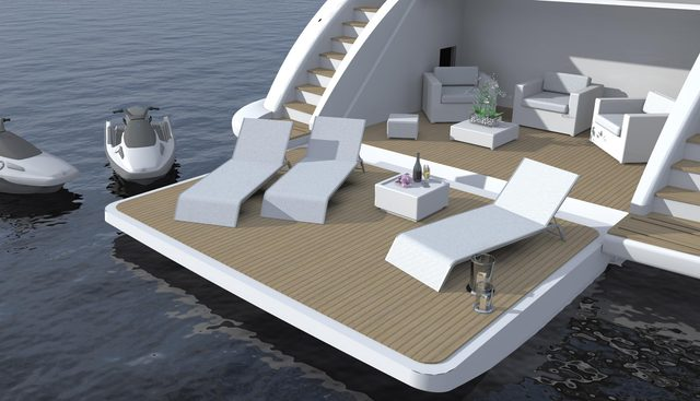Q95 Charter Yacht - 4