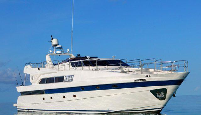 Rania Charter Yacht