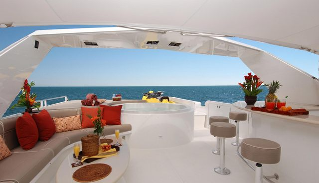 Perle Bleue Charter Yacht - 5