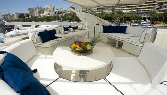 White Fang Charter Yacht - 4