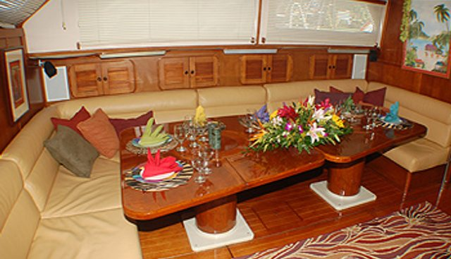 Drumbeat I Charter Yacht - 6