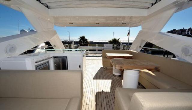 Ipek Charter Yacht - 4