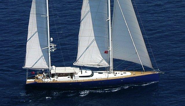 Rosinante of Notika Charter Yacht