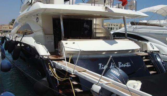 Ti Amo Charter Yacht - 3