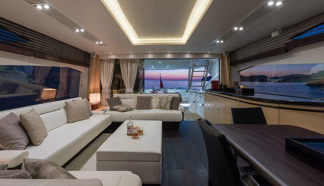 Seawater Charter Yacht - 6