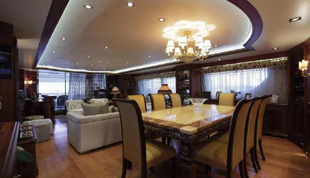 Al Bouchra Charter Yacht - 8