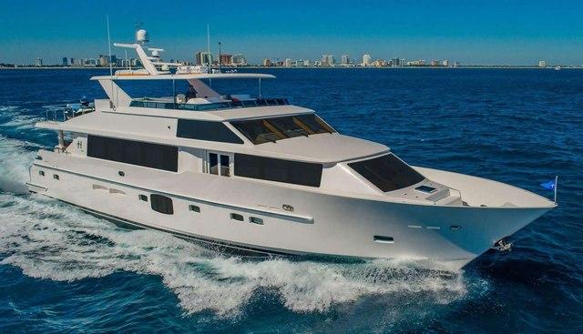 GG Charter Yacht