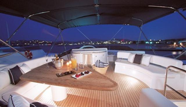 Serenity Charter Yacht - 4