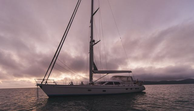 Concerto Charter Yacht