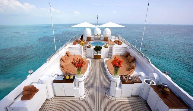 Bad Girl Charter Yacht - 3
