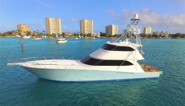 Double Barrel Charter Yacht
