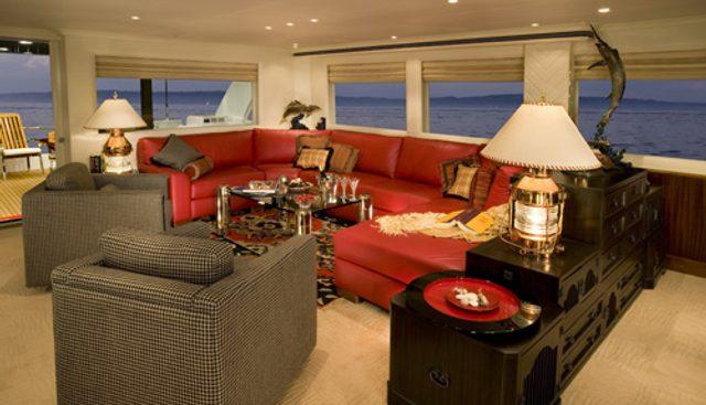 Sol Pursuit Charter Yacht - 4