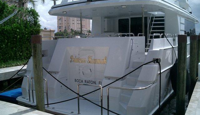 Princess Hannah Charter Yacht - 5