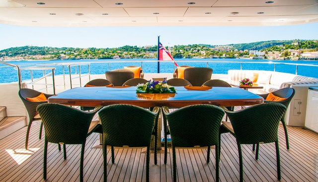 Gloria Teresa Charter Yacht - 4