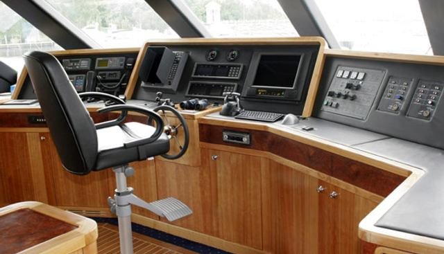 Priboy Charter Yacht - 5