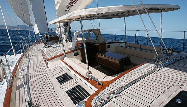 Drumfire Charter Yacht - 4