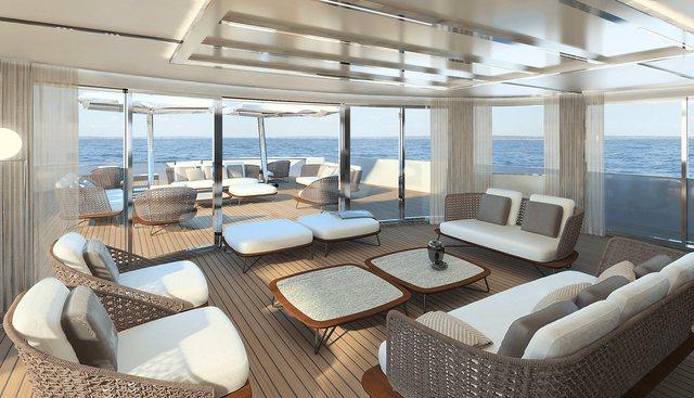 Cloud 9 Charter Yacht - 4