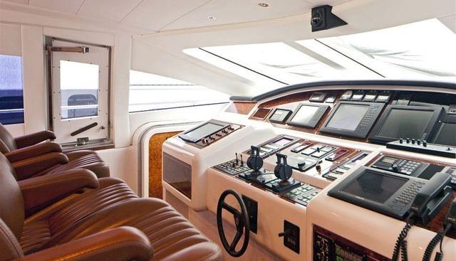 Grazia Charter Yacht - 5