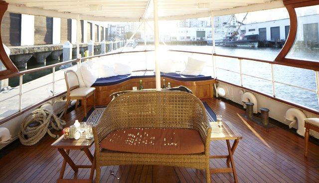 Fifer Charter Yacht - 4