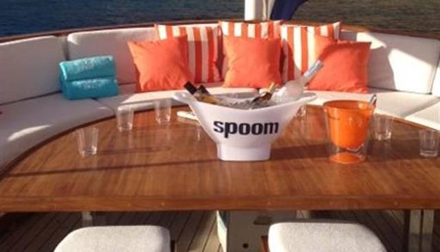 Spoom Charter Yacht - 7