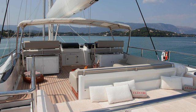 Clan VIII Charter Yacht - 3