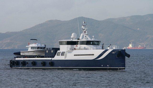 Pursuit Charter Yacht - 3