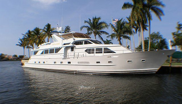 Intrigue Charter Yacht