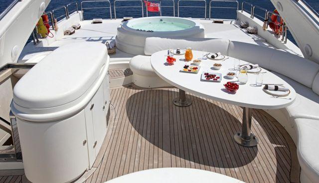 Skazka Charter Yacht - 4