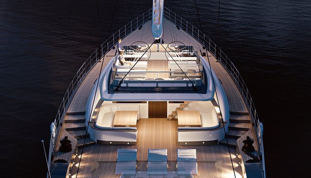 Perini Navi 47m Classic Charter Yacht - 2