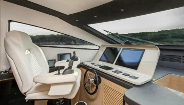 Miss Ter Charter Yacht - 8