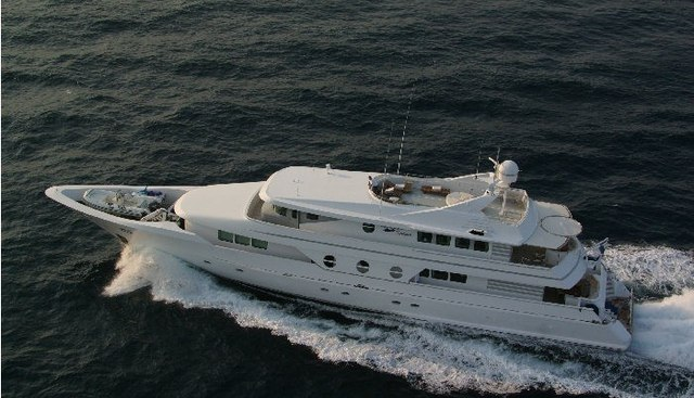 Northern Cross Charter Yacht