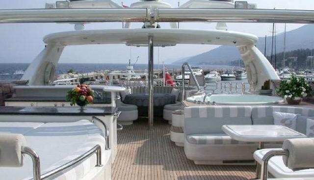 Sirea Charter Yacht - 2