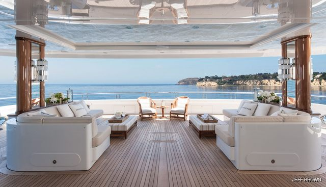 Invictus Charter Yacht - 3