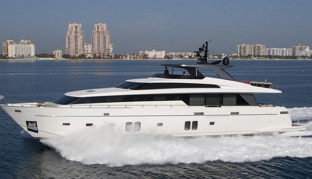 Freddy Charter Yacht