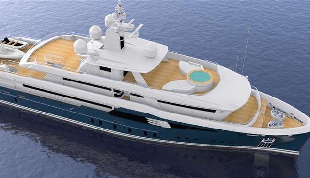 Supernova 55m Charter Yacht - 4