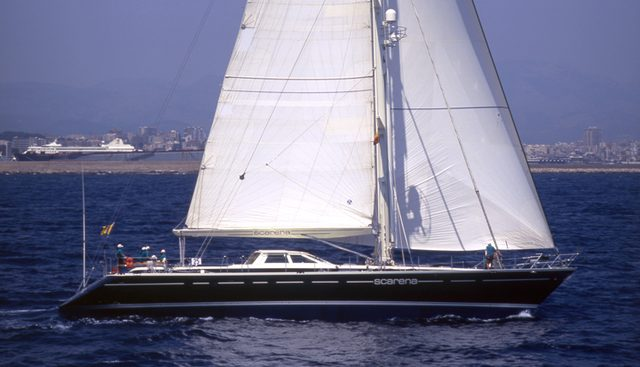 Scarena Charter Yacht