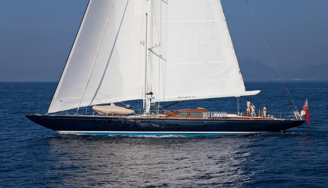 Grit Charter Yacht - 2