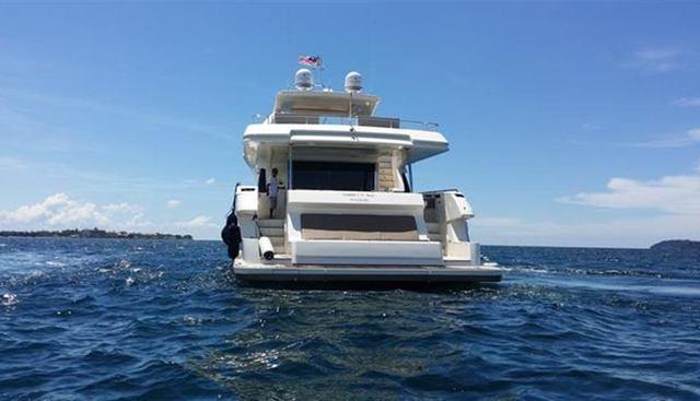 Ferretti 960 Charter Yacht - 2