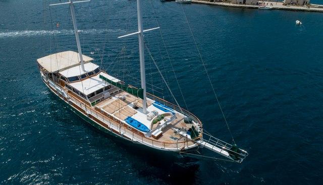 Sadri Usta 1 Charter Yacht - 5
