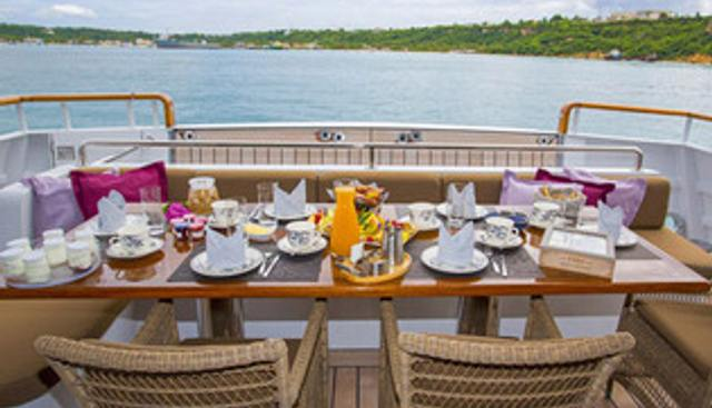 Paolyre Charter Yacht - 4