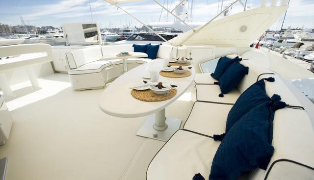 White Fang Charter Yacht - 5