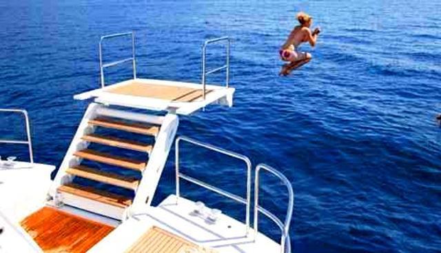 Strega Charter Yacht - 6