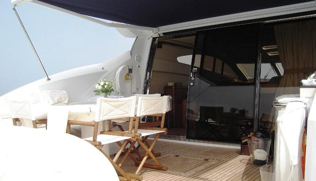Aspire of London Charter Yacht - 3