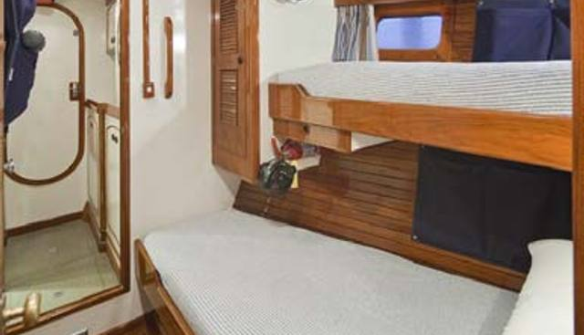 Hermie Louise Charter Yacht - 4