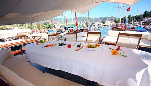 Grace I Charter Yacht - 3