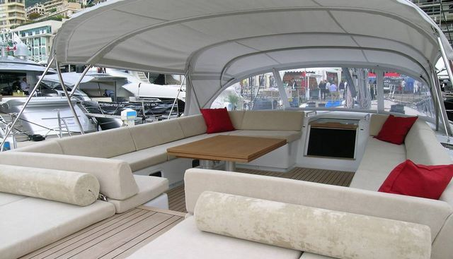Cape Arrow Charter Yacht - 3